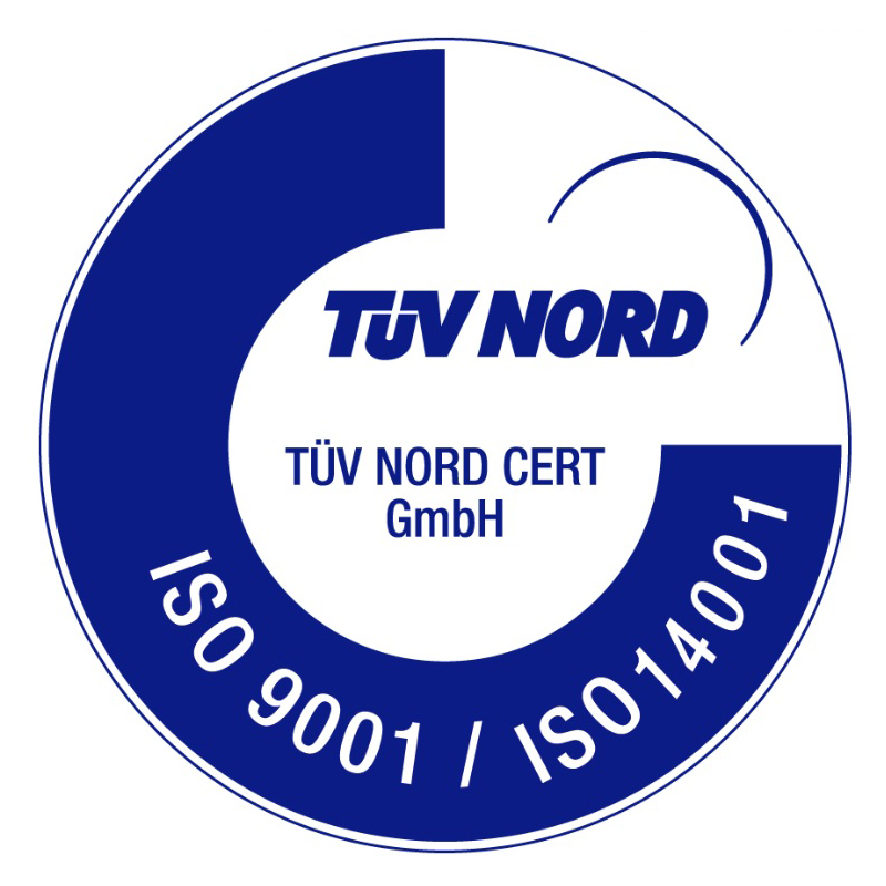 ISO9001+ISO14001--by-TUV-NORD-Cert